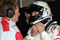 Felix Baumgartner nach seinem einstündigen Renneinsatz beim Quali-Rennen am Nürburgring. (Foto: Reiner Züll)