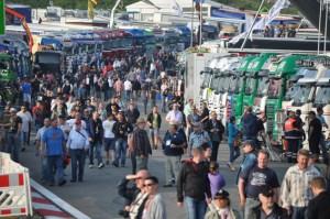 Tausende Besucher werden zum Truck-grand-Prix erwartet. Foto: Reiner Züll