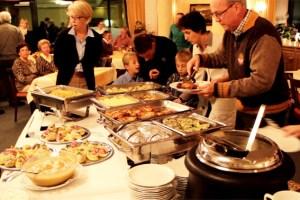 Die offizielle Eröffnung der Genießerwochen im Schleidener Stadtgebiet findet am 29. September um 19 Uhr im Gemünder Parkrestaurant statt. Archivbild: Michael Thalken