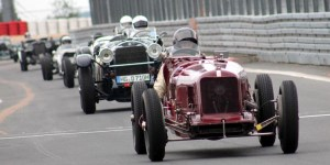 Automobile Schätzchen beherrschten am Wochenende das Bild am Nürburgring und auf den Straßen der Eifel. Bild: Reiner Züll