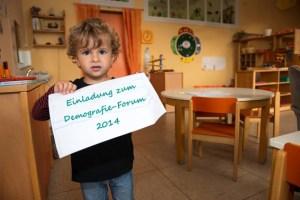 Das Demografie-Forum 2014 stellt die Ergebnisse der Demografie-Initiative des Kreises Euskirchens des letzten Jahres vor. Bild: Struktur- und Wirtschaftsförderung
