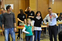 Viele junge Ehepaare kamen mit hren Kindern zur Typisierungsaktion für die fünfjährige Lara aus Erftstadt. (Foto: Reiner Züll)