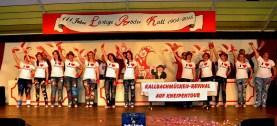 Kallbachmücken Revival - Es ging schon auf Mitternacht zu, als ehemalige Kallbackmücken die Bühne eroberten. (Foto: Reiner Züll)