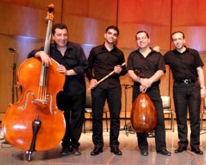 Das Ensemble Ramel Aleppo gastiert in der Comedia. Bild: Veranstalter