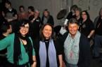 Die Delegations aus Bonn hatte großen Spaß bei der Oldienacht: Von links: Projektleiterin Renate Pfeifer, Klinikdirektorin Professorin Dr. Dagmat Dilloo und Förderkreis-Vorsitzender Lutz Hennemann. Foto: Reiner Züll