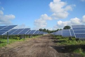 """Mit dem bereits verkauften Solarpark bei Luton baut """"F&S solar"""" seine Marktpräsenz auf dem britischen Solarmarkt weiter aus. Derzeit hat der Euskirchener PV-Projektierer weitere 57,5 Megawatt in der Projektpipeline und will 2015 zwölf Freilandanlagen errichten.  Bild: F&S solar"""