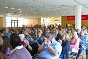 Mehrere hundert Gäste wohnten dem Stiftungsfest der KSK bei. Bild: Tameer Gunnar Eden/Eifeler Presse Agentur/epa