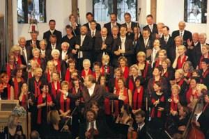 Auch der Kirchenchor Marmagen unter der Leitung von Paul F. Irmen ist wieder mit von der Partie. Bild: Privat