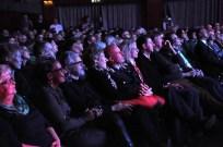 Zahlreiche Ehrengäste waren zum Jahresabschlusskonzert der Bigband nach Vogelsang gekommen. Foto: Reiner Züll