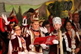 Gemeindeempfang der Tollitäten aus der Gemeinde Kall durch Vizebürgermeister Uwe Schubinski. Foto: Reiner Züll