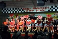 """Die """"Blaumeisen"""" aus Freilingen gaben ein Gastspiel bei der Proklamationssitzung. Foto: Reiner Züll"""