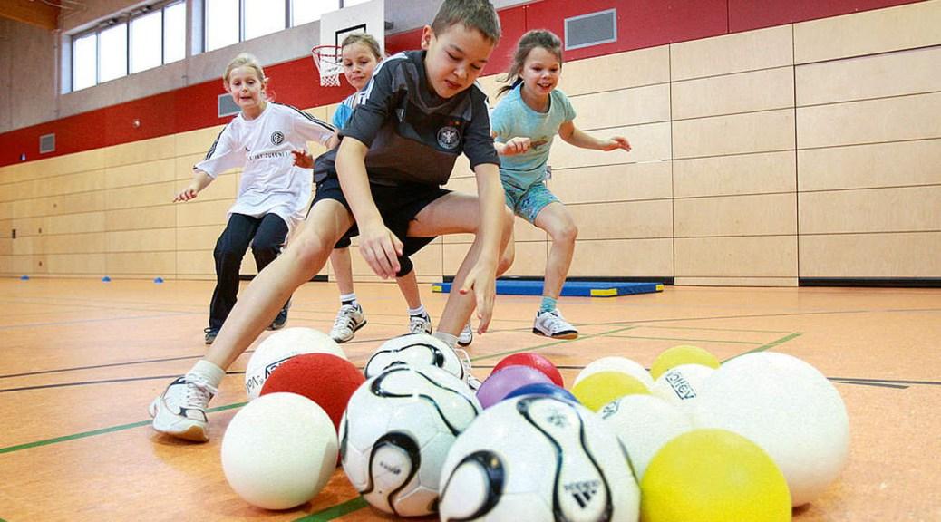 Spielerische Förderung des Jugendfussballs für Mädchen und Jugend hat sich die SG Oleftal-SG 92 auf die Fahnen geschrieben. Bild: SG Oleftal-SG 92