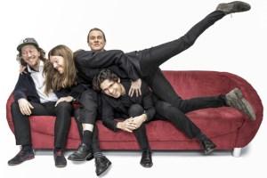 Die Modern-Jazz-Rock-Formation Jin Jim gastiert in der Comedia in Euskirchen. Bild: Jin Jim