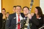 KSK Stiftungsabend 2016 Becker Gitarrero