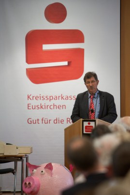 KSK Stiftungsabend 2016 Josef Reidt