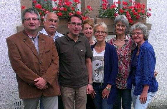 Neuen Aufgaben in der Flüchtlingshilfe stellt sich der neue Vorstand des Vereins Regenbogen Schleiden. Foto: privat