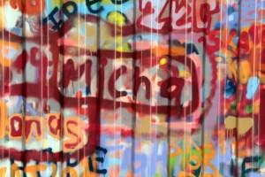 Für die jungen Leute werden beim Kuturrucksack auch Graffitti-Workshops angeboten. Symbolbild.