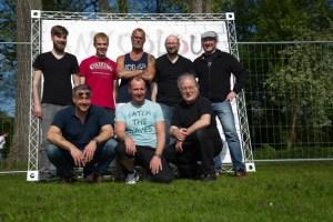 """Die Band """"Any Colour"""" gastiert im Alten Casino in Euskirchen. Bild: Klaus Bornemann"""