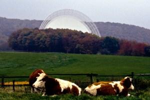 Der Film zeigt die kreative Arbeit eines Astrophysikers. Bild: Schubert