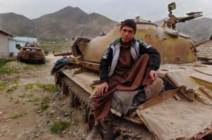 """Der Film """"Generation Kunduz"""": zeigt, was der Konflikt für die Menschen in Afghanistan bedeutet. Copyright: Martin Gerner"""