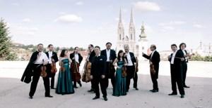 Mit den Zagreb Solisten gastiert in diesem Jahr eines der führenden Kammerorchester der Welt im Rahmen von Montjoie Musicale. Bild: Veranstalter