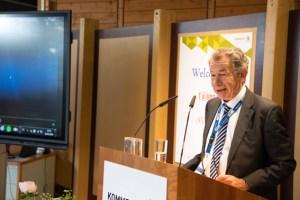 AVICOM Vize Dr. Michael H. Faber führte in das Festival ein. Bild: Hans-Theo Gerhards/LVR