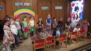 Die Musikschule Euskirchen bildet Kinder auch im Bereich Musikalische Frühförderung aus. Foto: Musikschule Euskirchen