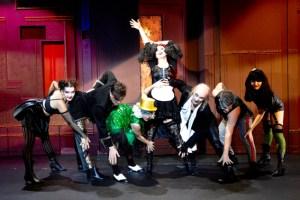 """Das neue Jahr startet bei den Theaterfreunden Schleidener Tal mit der """"Rocky Horror Show"""". Bild: Kerstin Brandt"""