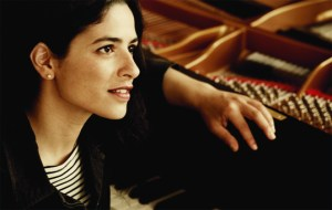 Die israelische Pianistin Einav Yarden spielte als Solistin unter anderem beim Israel Philharmonic Orchestra. Foto: Veranstalter
