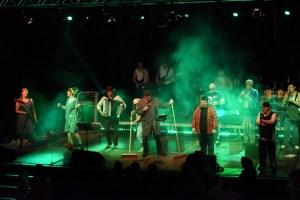 Das Tanzorchester Paschulke wird in Kronenburg erwartet. Bild: Oskar Neubauer