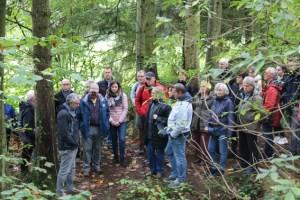 Wer möchte, kann sich als Botschafter für die Erlebnisregion Nationalpark Eifel ausbilden lassen. Bild: Nordeifel Touristik GmbH