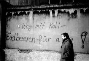"""""""Nieder mit den Deutschen"""" heißt der Spielfilm von Dietrich Schubert über einen Edelweißpiraten. Repro: Dietrich Schubert"""