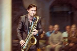 Der Saxophonist Andrey Lakisov ist Preisträger zahlreicher internationaler Musikwettbewerbe. Foto: Veranstalter