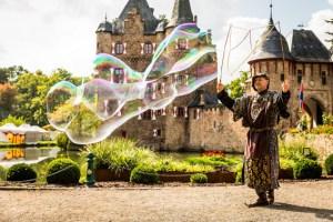 Burg Satzvey lädt zum Sommermarkt ein. Bild: Patricia Beissel (PGB GmbH)