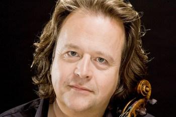 Zu Gast in Monschau ist unter anderem der deutsche Geiger Gernot Süßmuth, Konzertmeister der Staatskapelle Weimar. Foto: Tom Specht