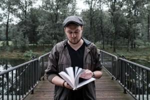 Julius Esser, Slam-Poet mit Zülpicher Wurzeln, kommt ins Alte Casion nach Euskirchen. Bild: Julius Esser