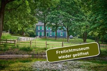 Zu einem Museumsspaziergang lädt das LVR-Freilichtmuseum Kommern ein. Bild: Hans-Theo Gerhards/ LVR