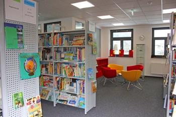 Wieder uneingeschränkten Zugang gibt es bei der Bibliothek Kall. Foto: Gemeinde Kall