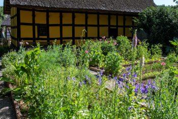Wie man nachhaltig gärtnert, zeigt das LVR-Freilichtmuseum Kommern. Bild: Hans-Theo Gerhards/LVR