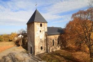 Auch dieses Bild von Guido Hoffmann, dass die Kirche von Wollseifen zeigt, ist in der Auisstellung zu sehen. Bild: Guido Hoffmann