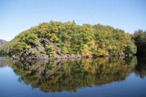 Genügende Füllstände für die Trinkwasserversorgung weisen laut Wasserverband Eifel-Rur die Talsperren im Versorgungsgebiet auf. Bild: Michael Thalken/Eifeler Presse Agentur/epa