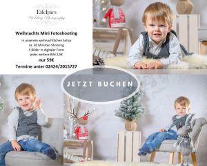 Weihnachts Fotoshooting in Vettweiß