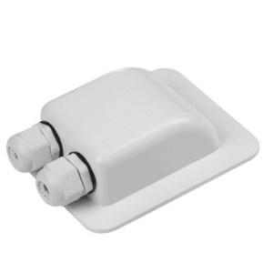 Dachdurchführung Water Proof Two Weiß