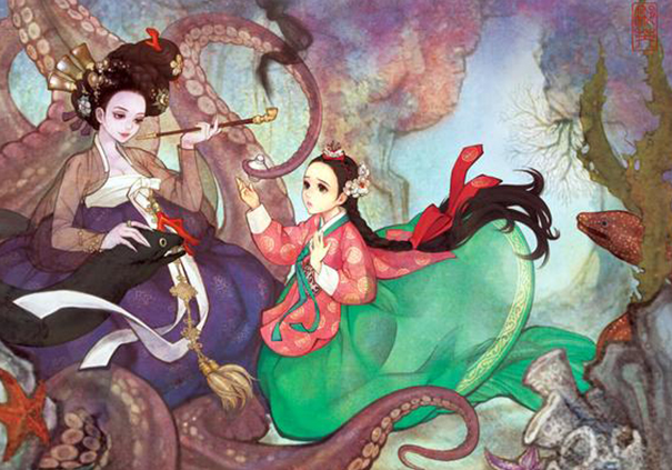 Korean_Western Fairytales9