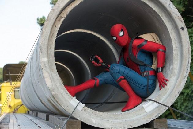 スパイダーマンホームカミング