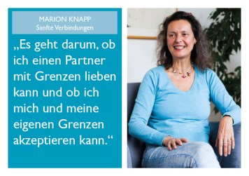 Marion Knapp - Sanfte Verbindungen