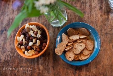Silvias Snacks sehen aus wie bei Schöner Wohnen