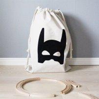 BATMAN TOYS STORAGE BAG