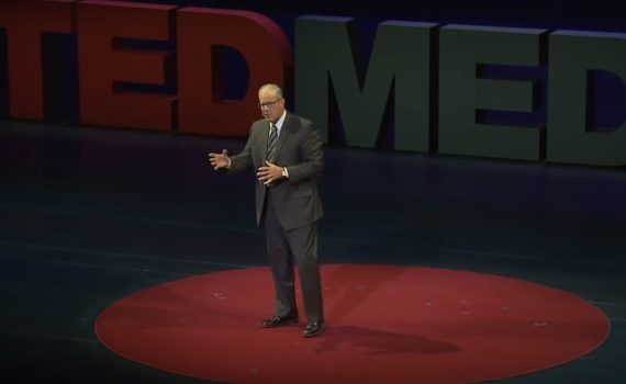 Real Food TedMed Talk with Joel Salatin