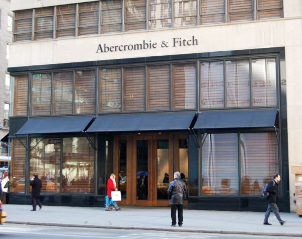 Abercrombie  Fitch Fifth Avenue crop 600x475 Abercrombie & Fitch Sales Decline:  How Disrespecting Diversity can be Bad for Business